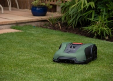 Indego robot lawn mower