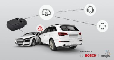 Het eerste geïntegreerde IoT-platform voor geconnecteerde voertuigen