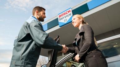 Bosch Car Service telt meer dan 150 leden in België en Luxemburg