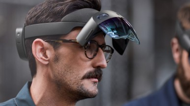 Bosch Augmented Reality applications now also work with the new Microsoft HoloLens 2