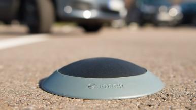 Geconnecteerde parkeersensor van Bosch is LoRaWan-gecertificeerd