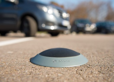 Le capteur de stationnement connecté de Bosch est certifié LoRaWan
