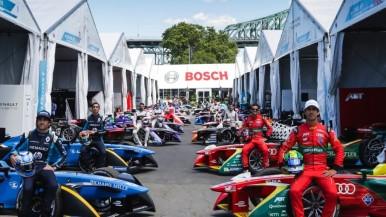 Bosch partner van FIA Formule E-kampioenschap
