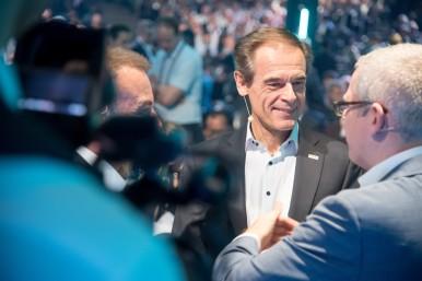 Bosch permet aux objets de communiquer entre eux grâce à l'Internet des objets (IoT)