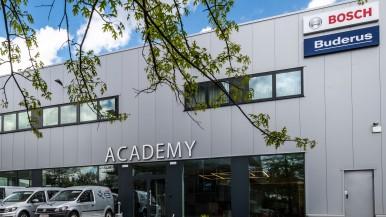 Officiële opening Bosch Climate en Buderus Academy te Mechelen