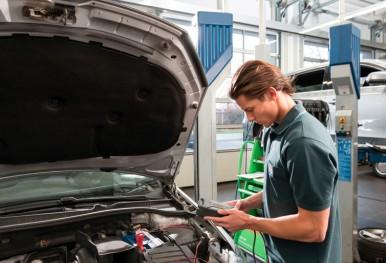 Autotechnicus, een beroep met toekomst