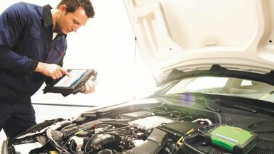 Bosch Automotive Aftermarket en Bosch Power Tools stellen samen de werkplaats van de toekomst voor