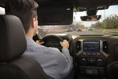 How Bosch engineers  are innovating the 95-year-old sun visor