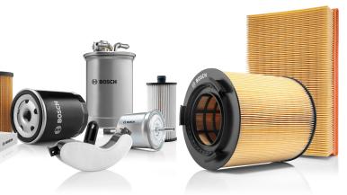 90 jaar brandstoffilters van Bosch