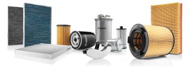 90 ans des filtres à carburant Bosch