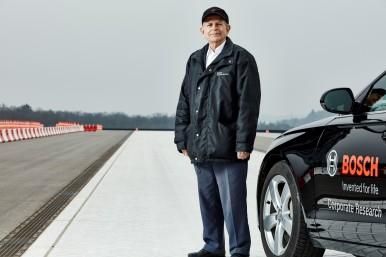 Bosch célèbre les 25 ans de l'ESP®