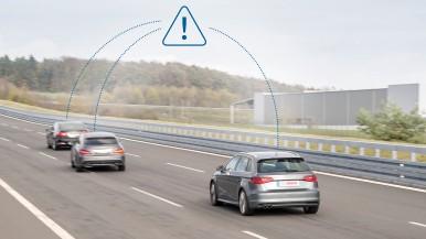 Bosch, Vodafone e Huawei possibilitam a comunicação entre carros inteligentes