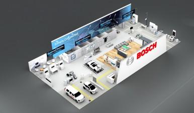 Bosch na CES 2018