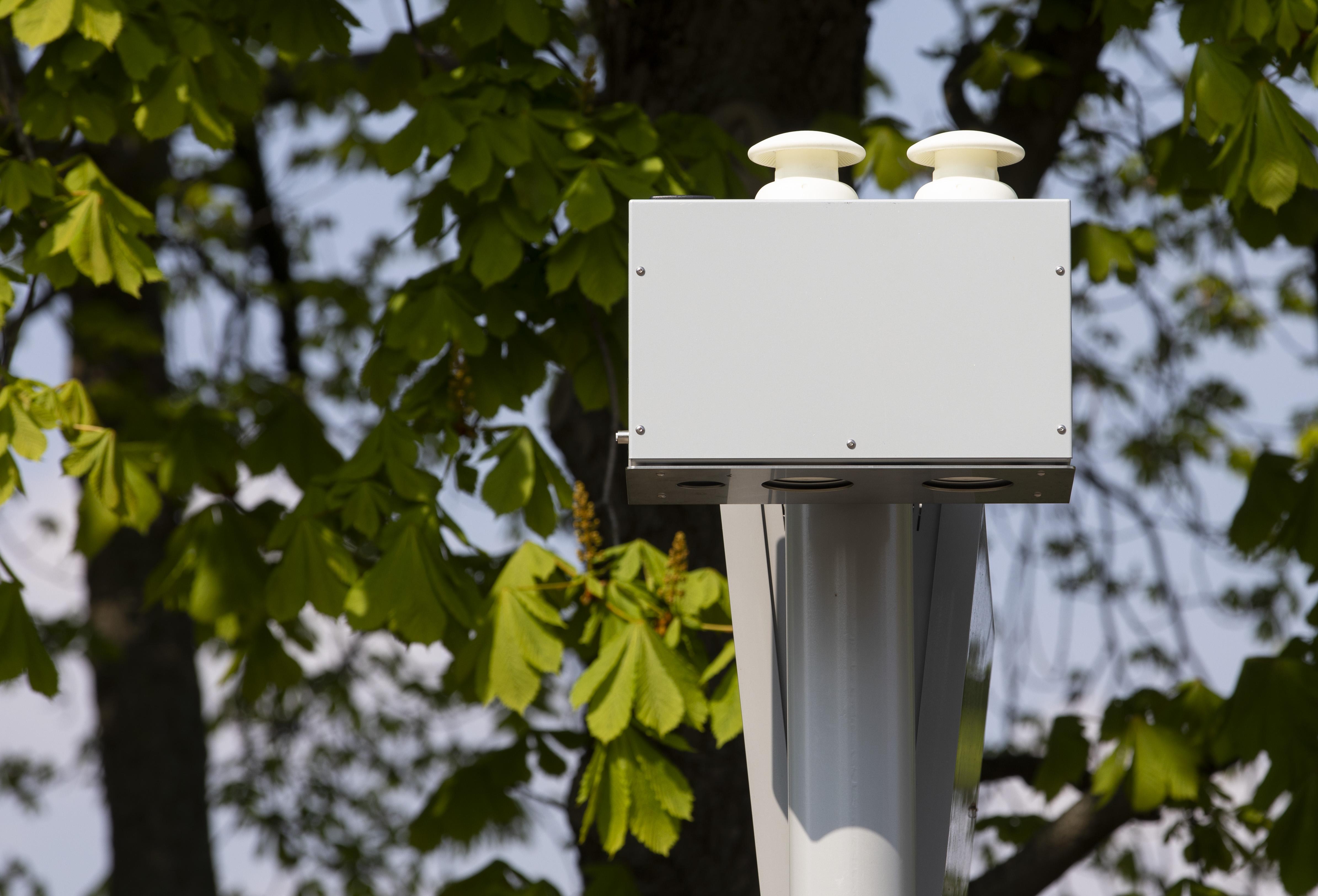 Mais tecnologia para melhorar a qualidade do ar