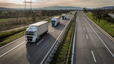 Soluções Bosch abrem novos caminhos no segmento de veículos comerciais