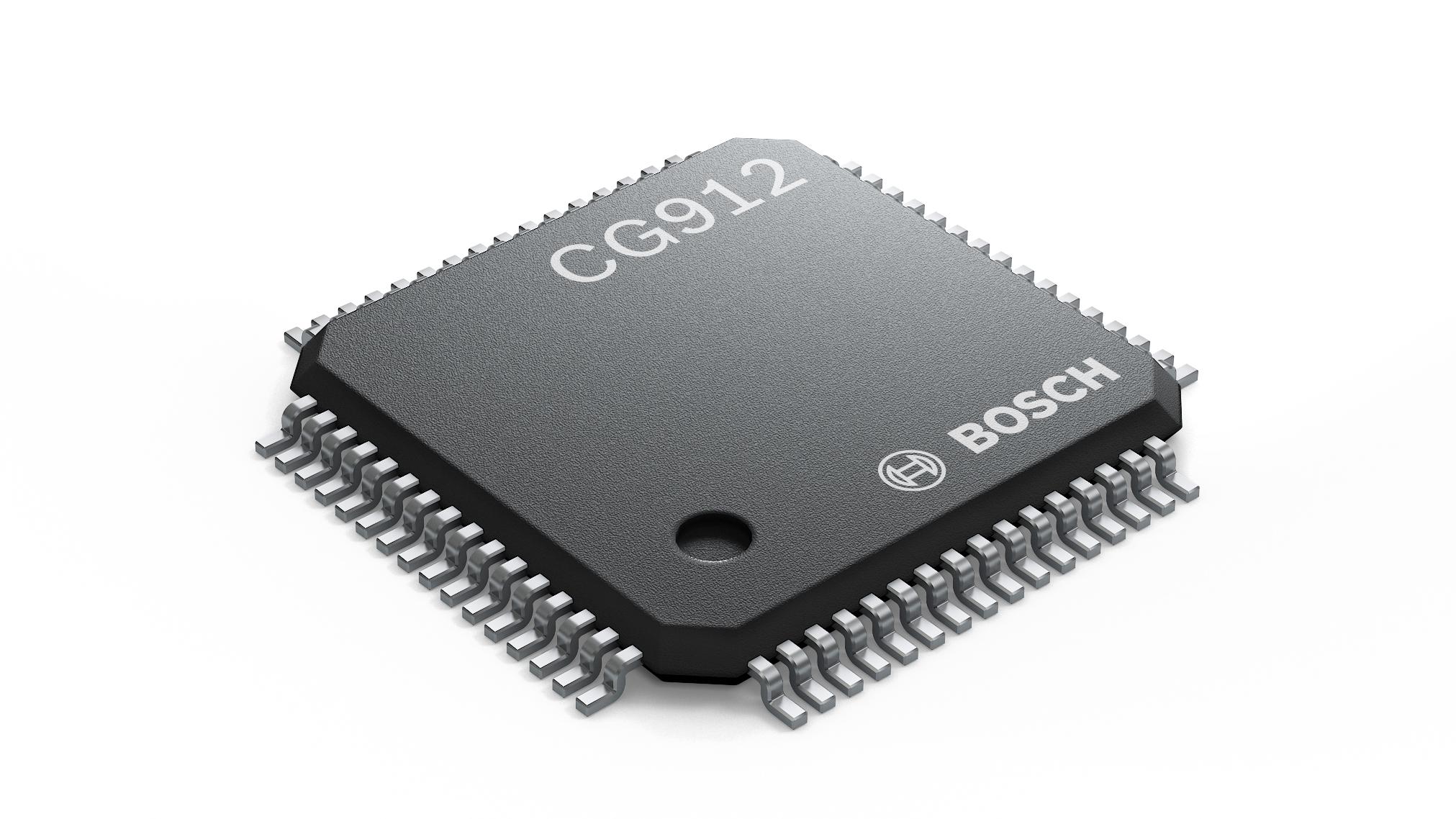 CG912 – circuito integrado específico de aplicação (ASIC) da Bosch
