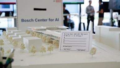 Inteligência Artificial: Bosch expande seu envolvimento no Cyber Valley