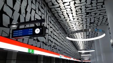 Bosch fornece solução completa ao Metrô de Helsinque