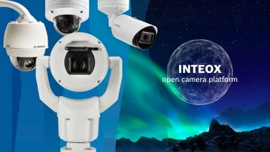 Bosch lança a primeira plataforma de câmera totalmente aberta