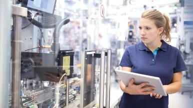 O futuro das fábricas está na conectividade