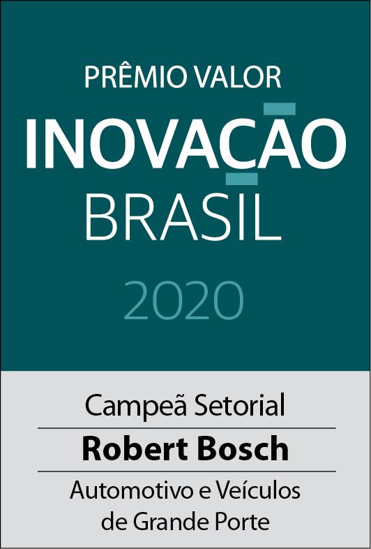 Bosch é eleita a empresa mais inovadora do setor automotivo