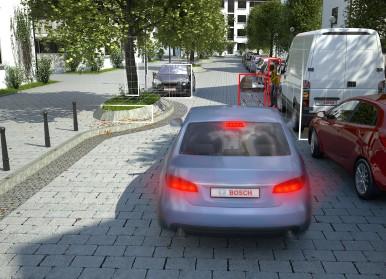 Proteção preditiva para pedestres