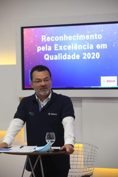 Besaliel Botelho, presidente da Robert Bosch na América Latina