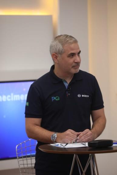 Gastón Diaz Perez, vice-presidente da Robert Bosch na América Latina