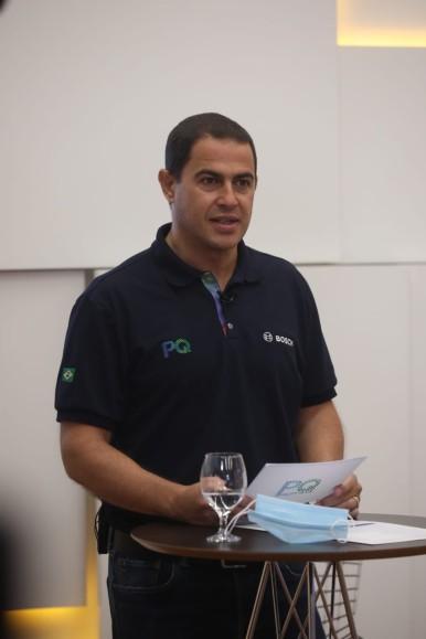 Giulianno Ampudia, diretor de Compras, Qualidade e Desenvolvimento de Fornecedor ...