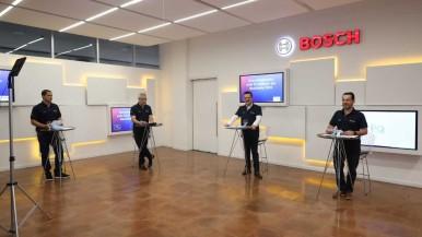 Bosch reconhece a excelência em qualidade de seus fornecedores