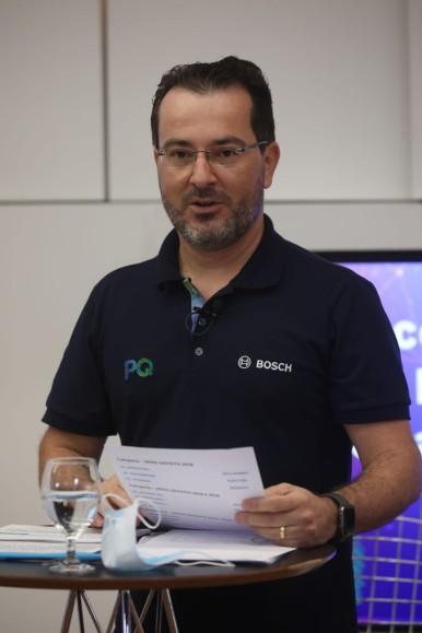 Renato Del Claro, gerente de qualidade e desenvolvimento de fornedores da Bosch