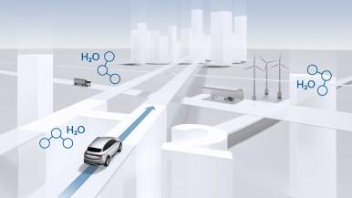 Bosch: a mobilidade do futuro precisa de células de combustível