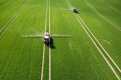 A Bosch e a BASF buscam tornar o uso de pesticidas mais eficiente.