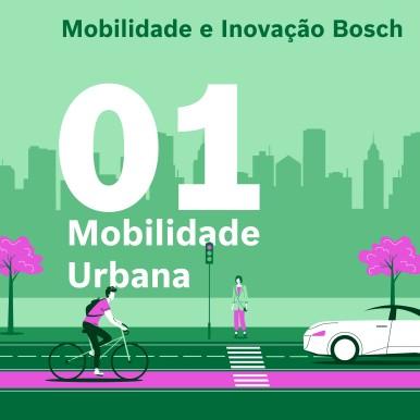 Episódio 1: Mobilidade Urbana