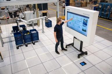 A Indústria 4.0 torna a produção mais conveniente