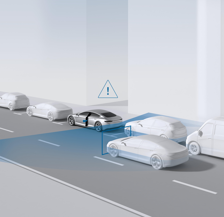 Sistemas de assistência ao condutor ajudam a tornar a mobilidade mais segura e confortável