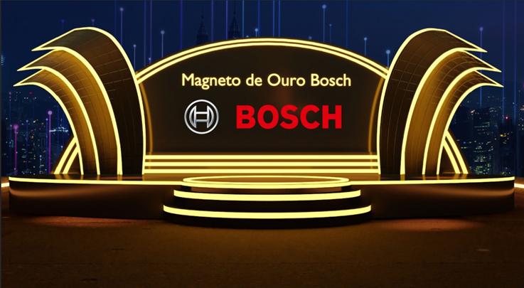 Magneto de Ouro Bosch