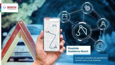 Bosch lança solução de assistência veicular para empresas