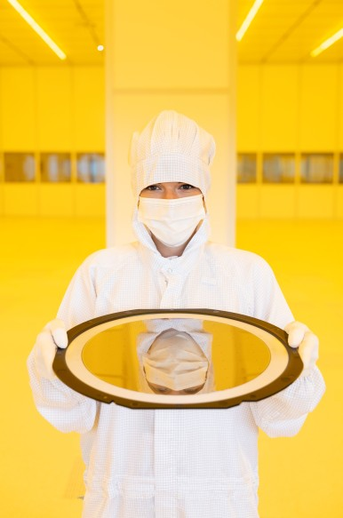 Bosch inaugura fábrica do futuro de semicondutores em Dresden