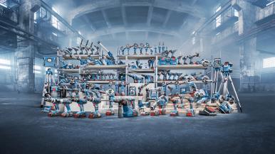 Ferramentas a bateria – sistemas de tecnologia avançada da Bosch impulsionam a p ...