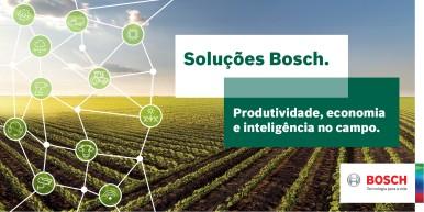 Bosch na Agrishow 2018