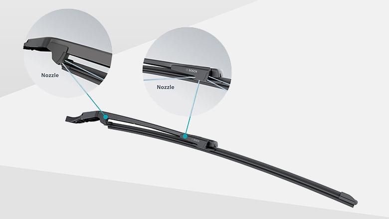 Jet Wiper Bosch