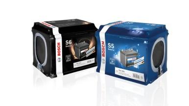Bosch apresenta novidades na linha de baterias