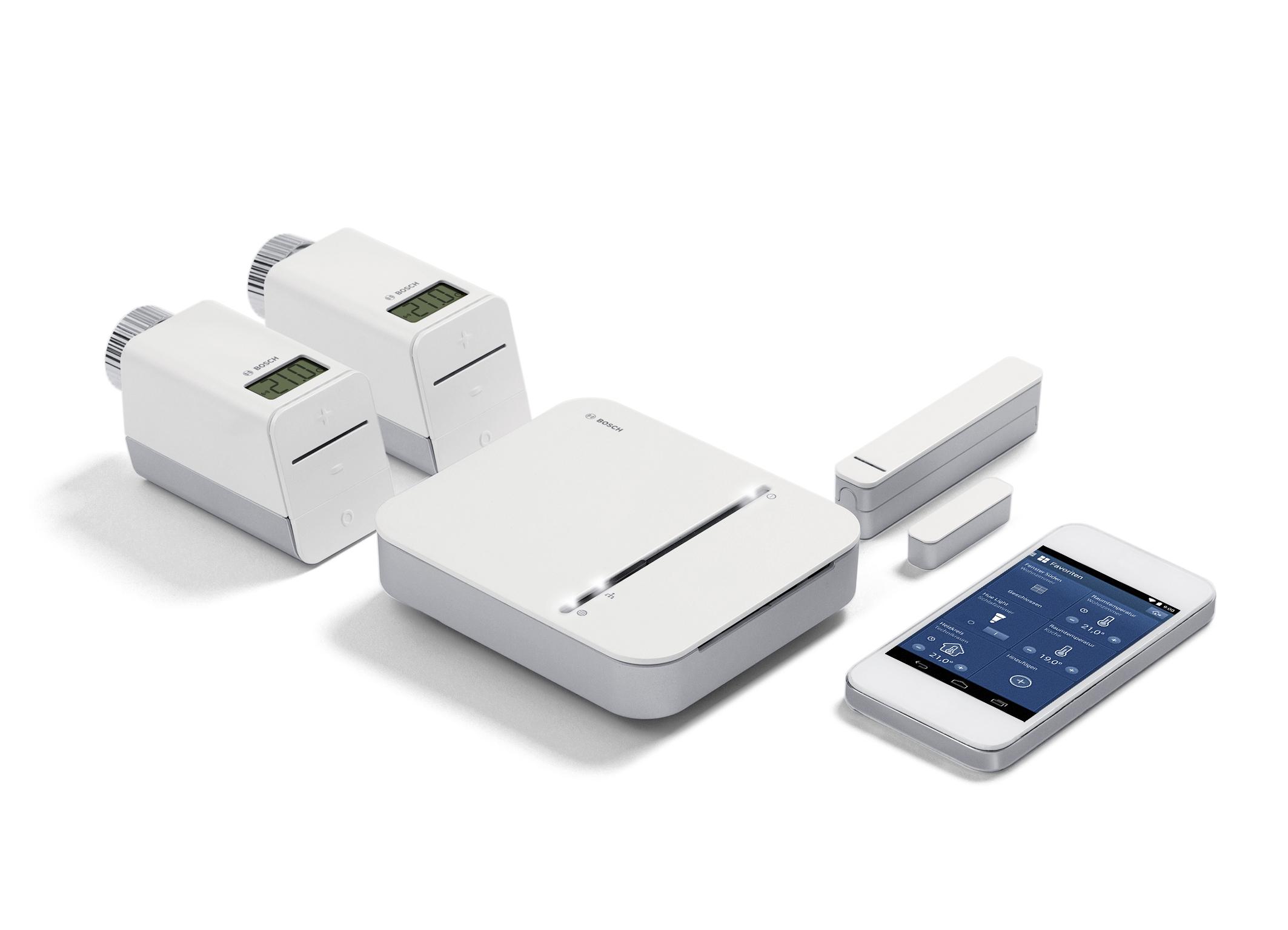 Sistema Bosch Smart Home