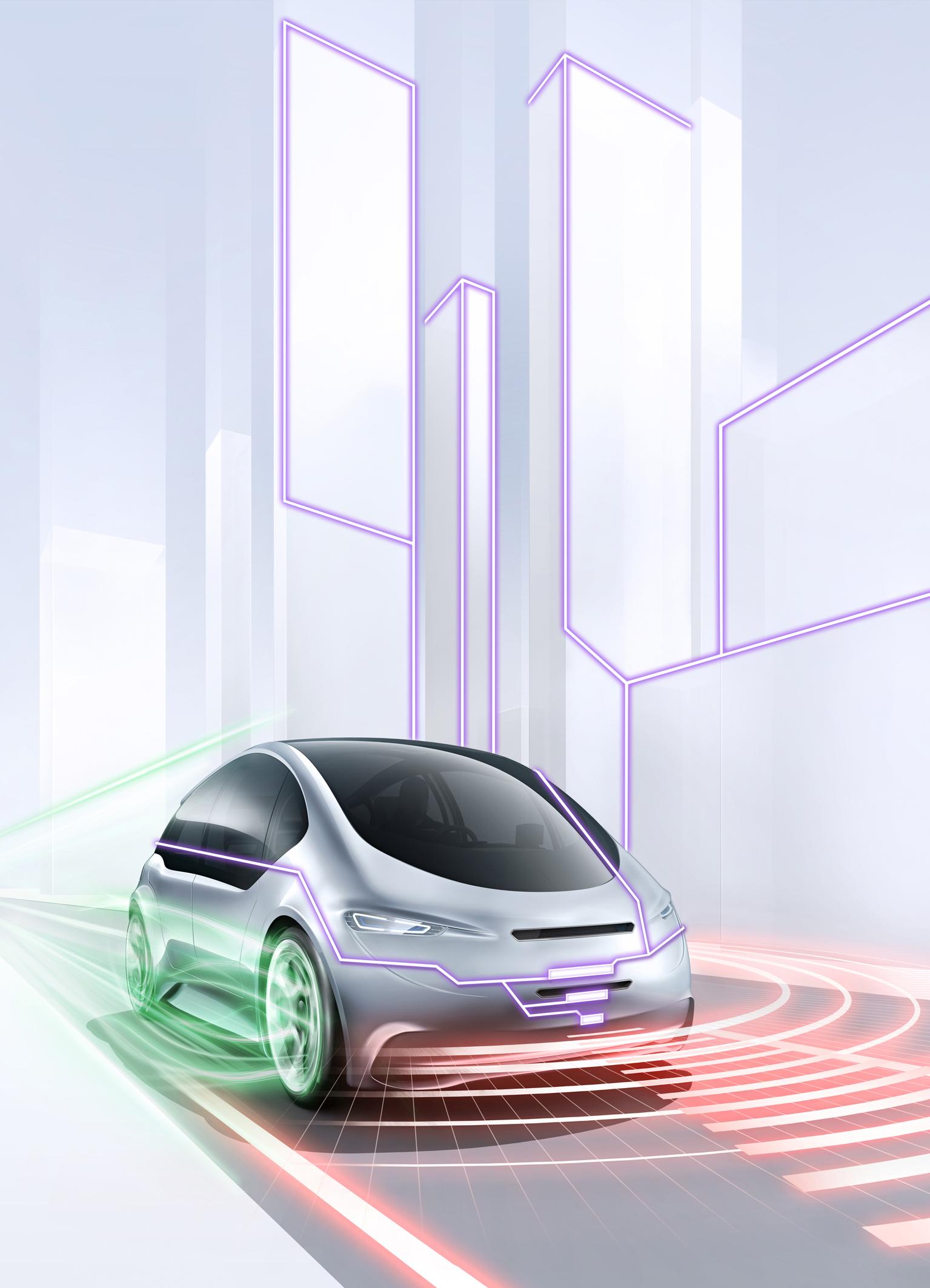 Mobilidade autônoma e conectada