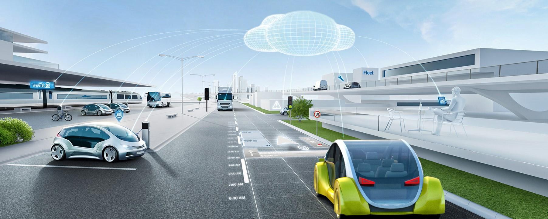 Bosch Automotie Cloud Suite