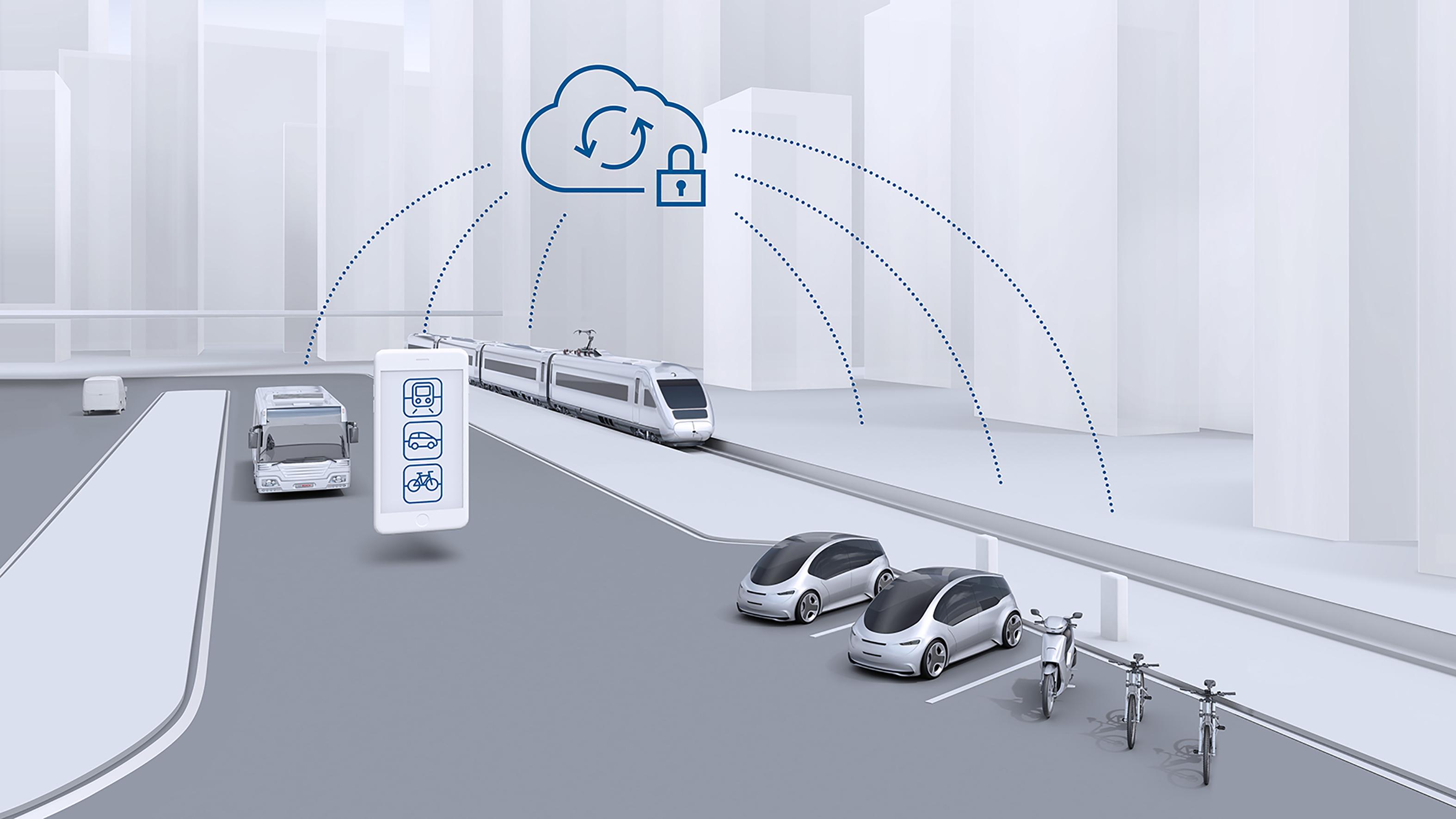 Como a Bosch está transformando a condução com serviços conectados