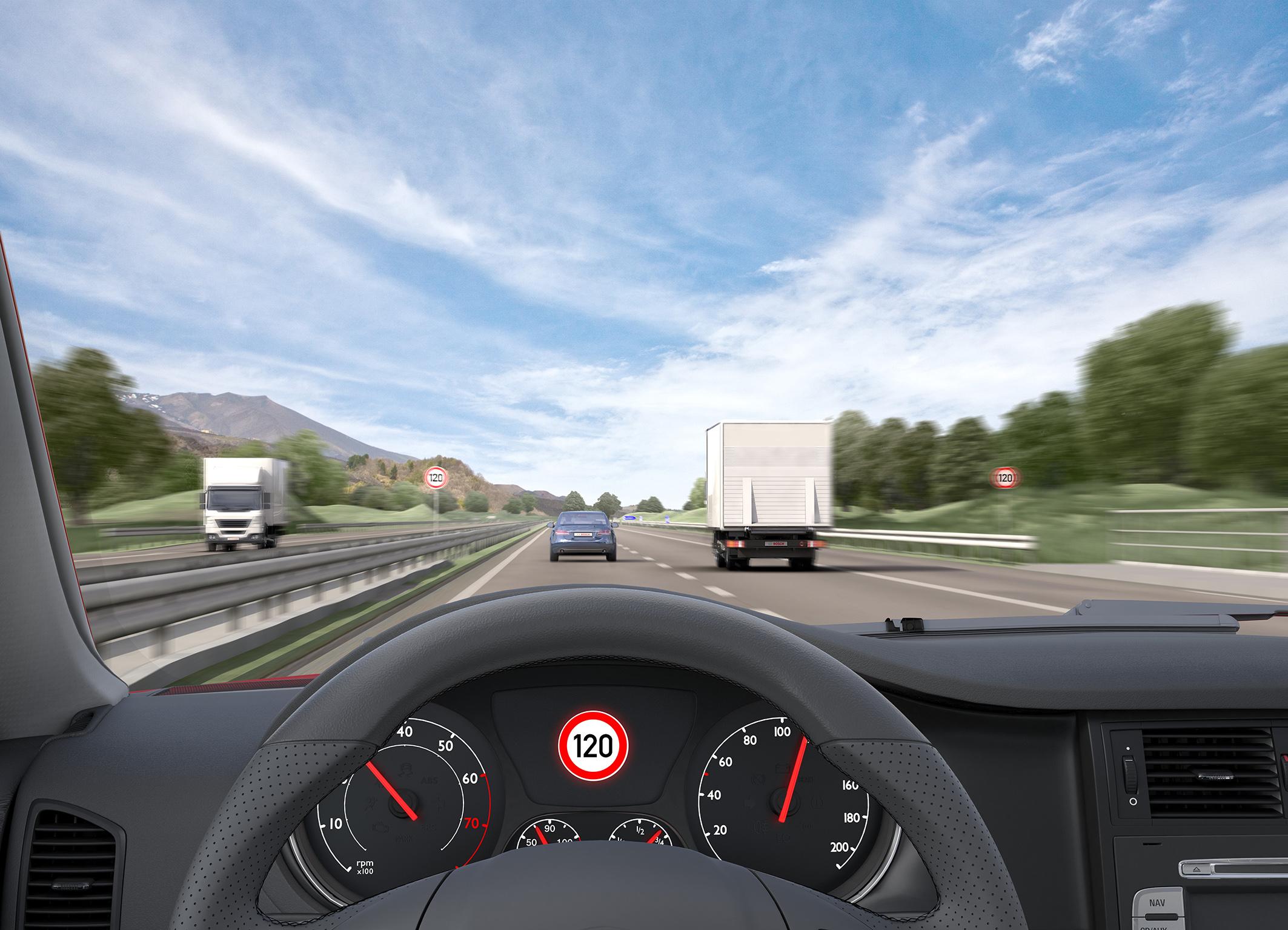 Reconhecimento de sinalização de trânsito