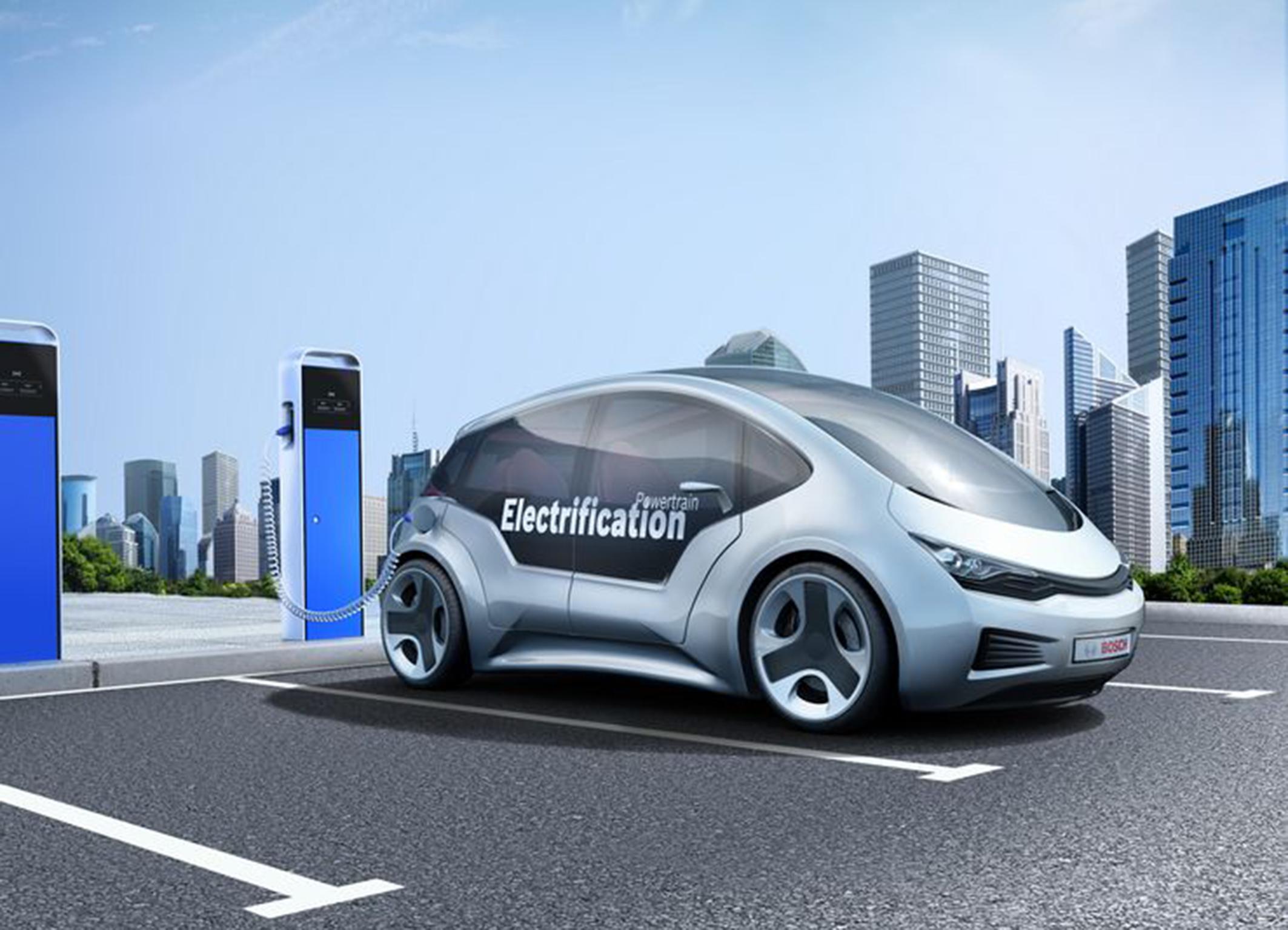 Eletromobilidade: conectividade e prazer em dirigir