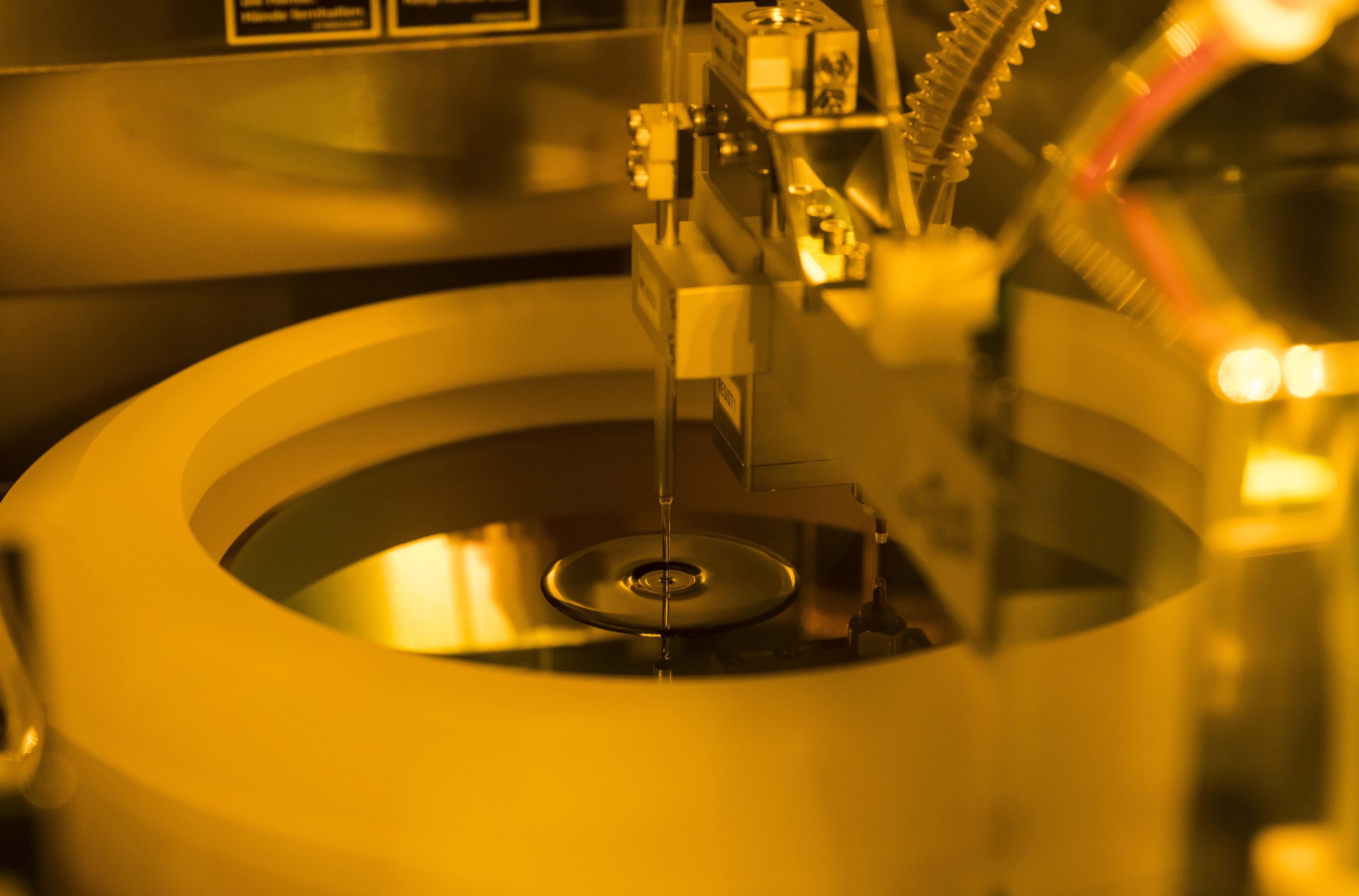 Fábrica de semicondutores
